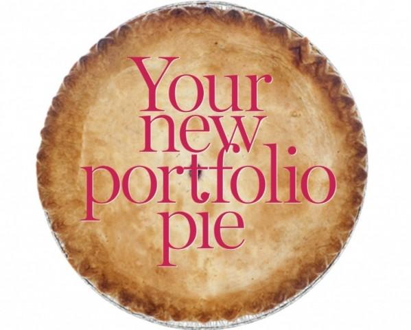 Introducing your new portfolio pie!